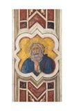 Prophet  detail of Friezes