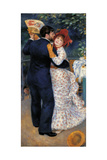 Country Dance  by Pierre-Auguste Renoir  1883 Musee d'Orsay  Paris  France