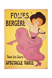 Poster for Follies Berger