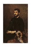 Portrait of Mr Luigi Bernasconi