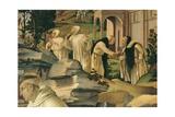 Apparition of the Virgin to St Bernard