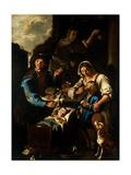 Family of Beggars