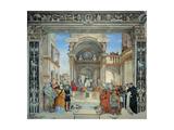 Triumph of St Thomas Aquinas