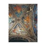 Carafa Chapel  Vault