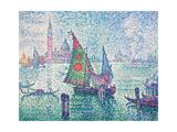 Green Sail  Venice