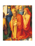 Adoration of the Holy Trinity (Landauer Altarpiece)
