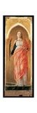 San Luca Altarpiece  (St Justine)