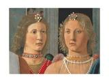 Montefeltro Altarpiece  Piero della Francesca  1472-74 Brera Gallery  Milan  Italy Detail