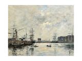Port of Le Havre (Dock of La Barre)