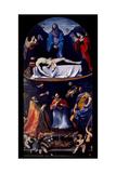 Lament over the Body of Christ (Pieta dei Mendicanti)