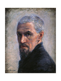 Self portrait  by Gustave Caillebotte  ca 1889 Musee d'Orsay  Paris  France