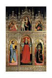 Polyptych of St Jerome
