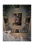 Room I with Pauline Borghese Bonaparte as Venus Victrix  1805-1808 Borghese Gallery  Rome  Italy