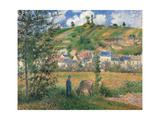Landscape at Chaponval (Val d'Oise)