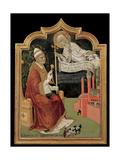 Virgin Mary Appears to Pope Callixtus III