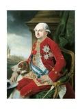 Portrait of Don Ferdinando of Bourbon