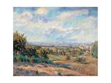 Landscape  le de France