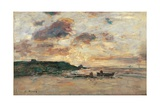 Coast at Trouville