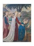 Legend of the Cross: Solomon & Sheba