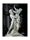 Bernini Gian Lorenzo  The Rape of Prosperpina  1621-1622 Borghese Gallery  Rome  Italy