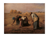 Gleaners  by Jean-Francois Millet  1857 Musee d'Orsay  Paris  France