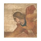 Angel  Bernardino Luini  1516-1521 Brera Gallery  Milan  Italy