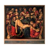 Deposition  Bernardino Luini  1516 San Giorgio al Palazzo  Milan  Italy