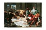 Samson Betrayed by Delilah