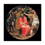Mysteries of the Rosary  The Passion  Mocking Christ