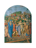 Christ Stripped of his Garments