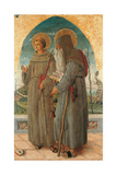 St Francis and St Anthony Abbot
