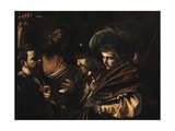 Seven Works of Mercy  by Caravaggio  1606-1607 Pio Monte della Misericordia Church  Naples  Italy