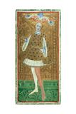 Page of Diamonds  Tarot Cards