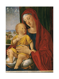 Madonna and Child of the Beautiful Eyes
