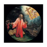 Mysteries of the Rosary  Christ in Garden of Gethsemane