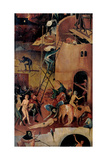 Tryptych of Hay  (Devils tormenting souls) by Hieronymus Bosch  c1500-02  Prado Detail