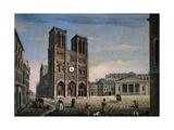Villa Andrea  Notre-Dame de Paris  1831 Palazzo Pitti  Florence  Italy