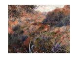 Algerian Landscape  the Ravine of the Wild Woman