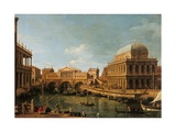 Capriccio with Palladian Buildings