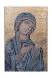 Madonna Advocata  mosaic by unknown artist  12th c Palermo  Italy
