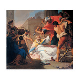 Martyrdom of St Eusebius