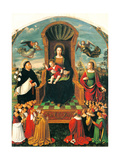 Madonna of the Rosary Altarpiece
