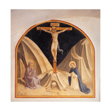 Crucifixion with the Virgin Mary and St Dominic