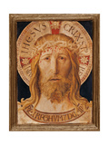 Volto Santo (Holy Face)  by Benozzo Gozzoli  15th c Basilica of San Francesco  Assisi  Italy