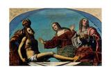 Deposition of Jesus Christ with St Joseph & St Mary Magdalene