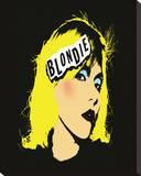 Blondie - Punk Tableau sur toile
