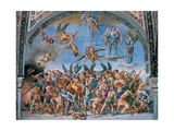 Last Judgment Lost Souls in Hell
