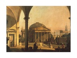 Capriccio with Echoes of Rome and Vicenza
