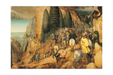 Conversion of St Paul  Pieter Bruegel the Elder  1567 Kunsthistorisches Museum  Vienna