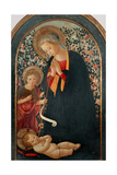 Madonna with Child and Young St John